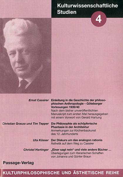 Kulturwissenschaftliche Studien 4 - Coverbild