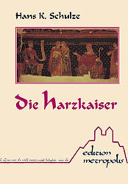 Die Harzkaiser - Coverbild