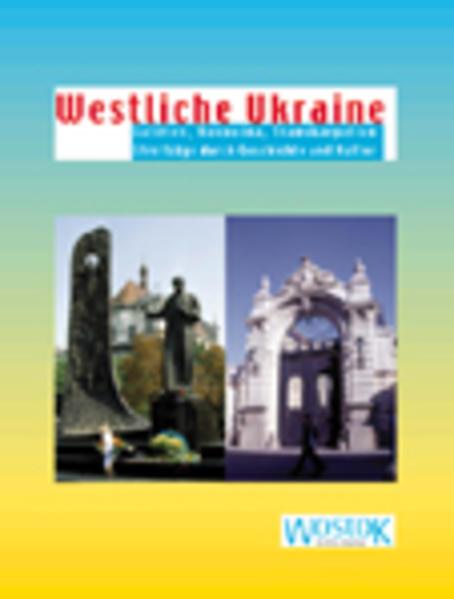 Westliche Ukraine - Coverbild