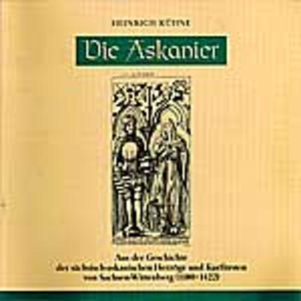Die Askanier - Coverbild