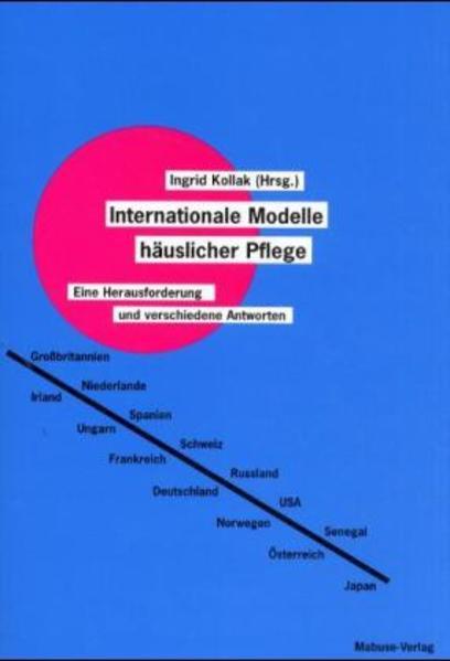 Internationale Modelle häuslicher Pflege - Coverbild