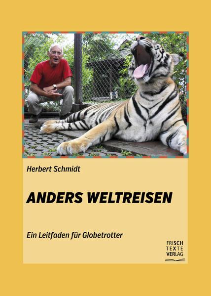 Anders Weltreisen - Coverbild
