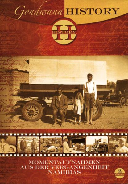 Gondwana History II - Coverbild