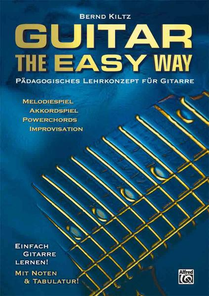 Guitar – The Easy Way / Guitar - The Easy Way - Coverbild