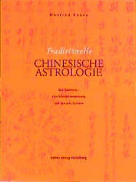 Traditionelle Chinesische Astrologie - Coverbild