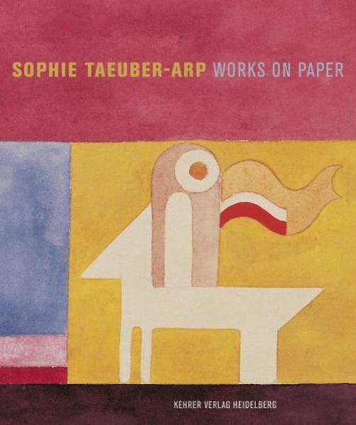 Variations. Sophie Taeuber-Arp: Arbeiten auf Papier - Coverbild