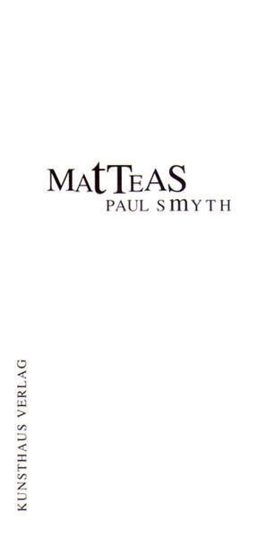 Matteas - Coverbild