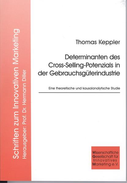 Determinanten des Cross-Selling-Potenzials in der Gebrauchsgüterindustrie - Coverbild