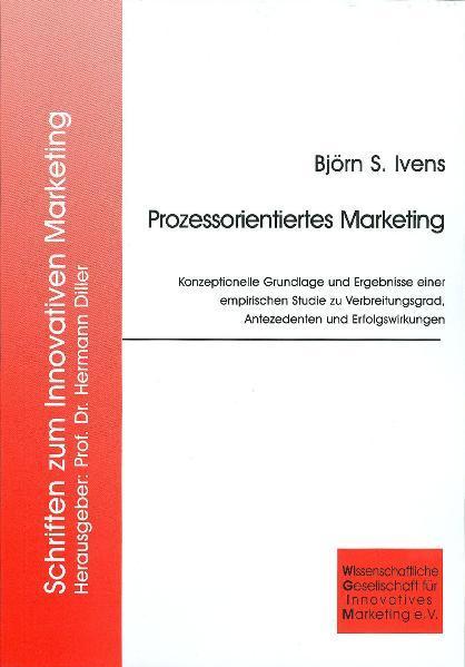 Prozessorientiertes Marketing - Coverbild