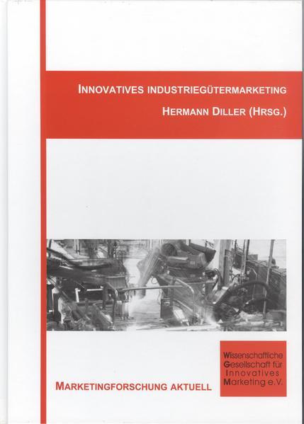 Innovatives Industriegütermarketing - Coverbild