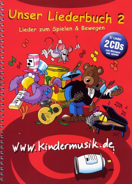 Unser Liederbuch 2 - Coverbild