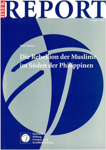 Die Rebellion der Muslime im Süden der Philippinen - Coverbild