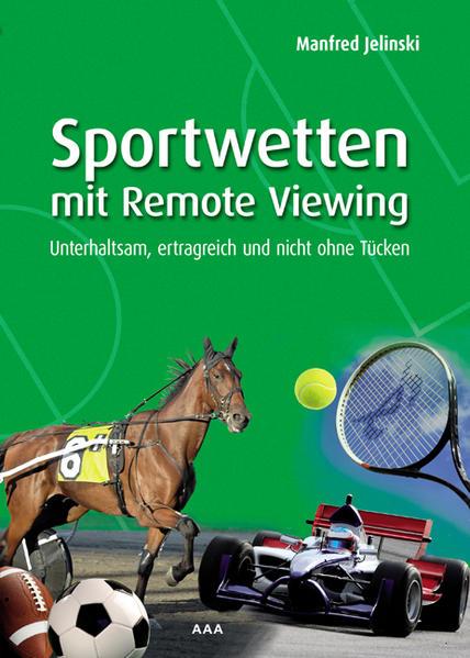 Sportwetten mit Remote Viewing - Coverbild
