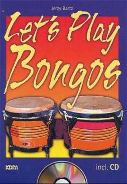 Let's Play Bongos - Coverbild