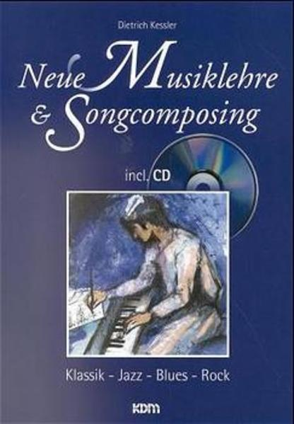 Neue Musiklehre & Songcomposing - Coverbild