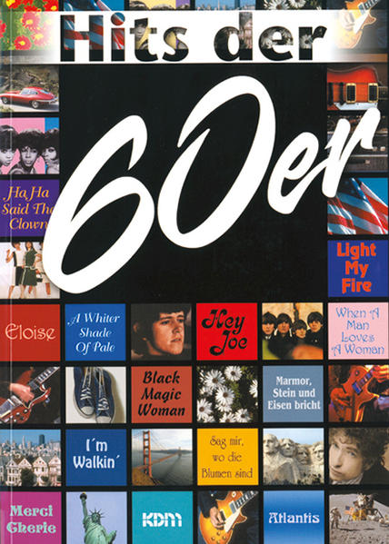 Hits der 60er - Coverbild