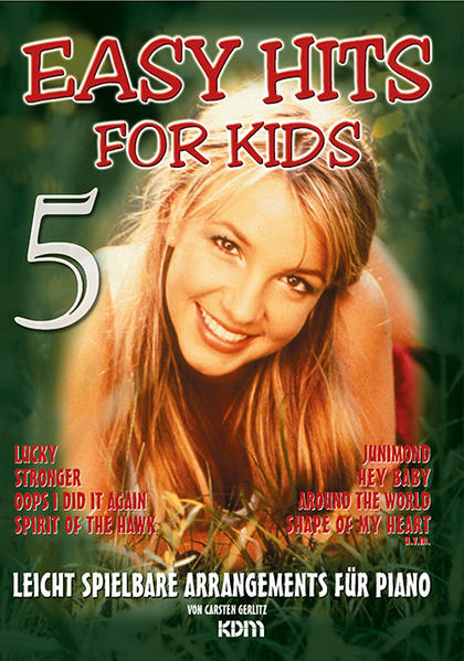 Easy Hits for Kids / Easy Hits for Kids Band 5 - Coverbild