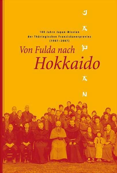 Von Fulda nach Hokkaido - Coverbild