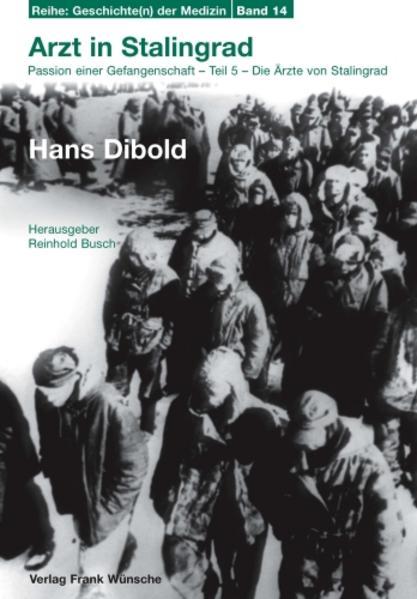Arzt in Stalingrad - Coverbild