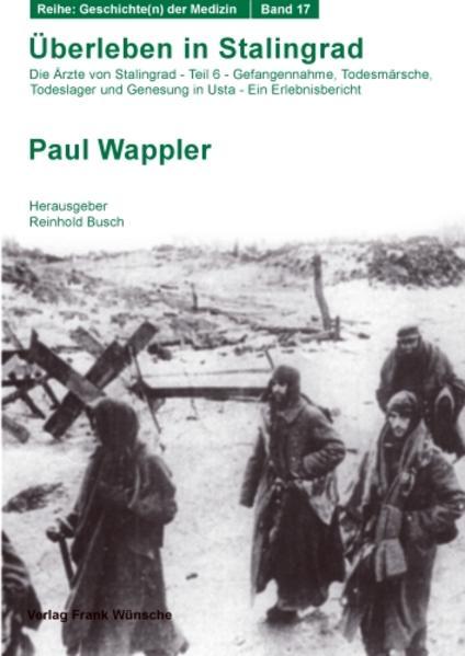 Überleben in Stalingrad - Coverbild