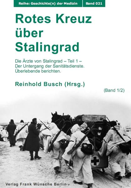 Rotes Kreuz über Stalingrad - Coverbild