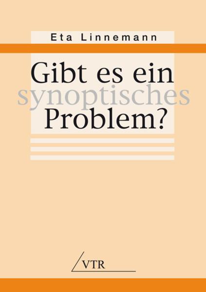 Gibt es ein synoptisches Problem? - Coverbild
