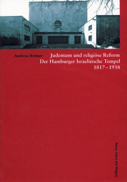 Judentum und religiöse Reform - Coverbild