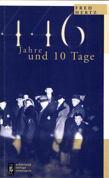 Vierhundertsechsundvierzig Jahre und zehn Tage - Coverbild
