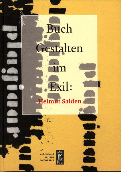 Buch-Gestalten im Exil - Coverbild