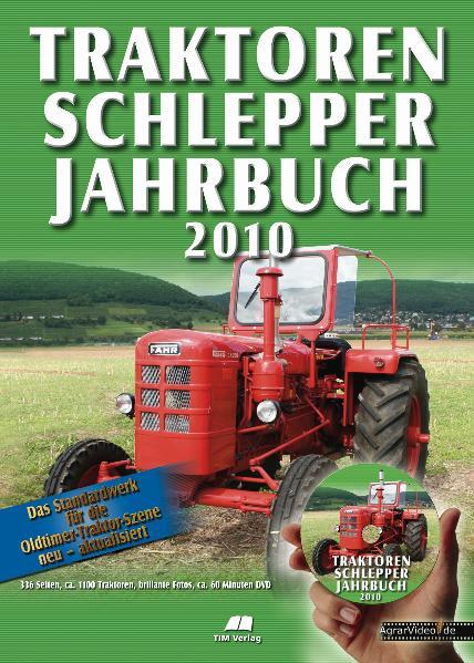 Traktoren Schlepper / Jahrbuch 2010 - Coverbild
