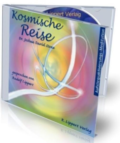 CD - Kosmische Reise - Coverbild