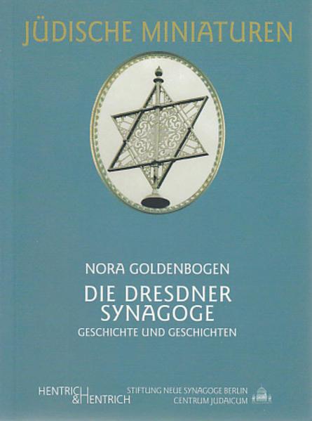Die Dresdner Synagoge - Coverbild