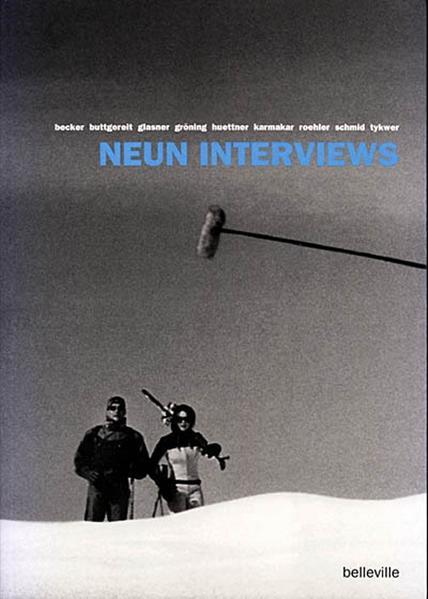 Neun Interviews - Coverbild