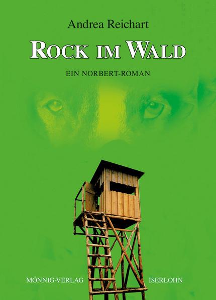 ROCK IM WALD - Ein Norbert-Roman - Coverbild