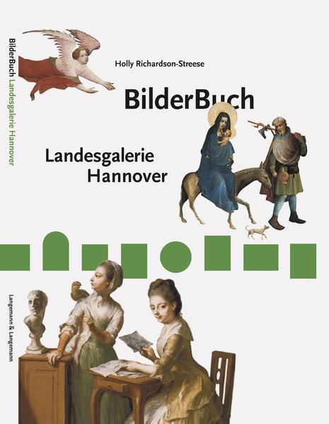 BilderBuch Landesgalerie Hannover - Coverbild