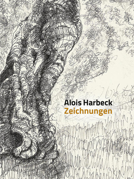 Alois Harbeck Zeichnungen - Coverbild