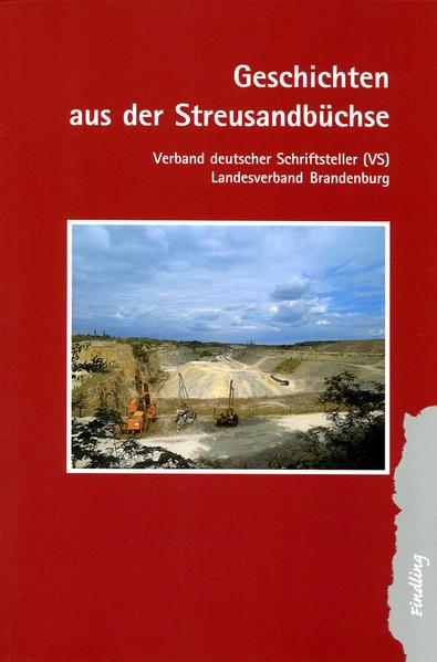 Geschichten aus der Streusandbüchse - Coverbild