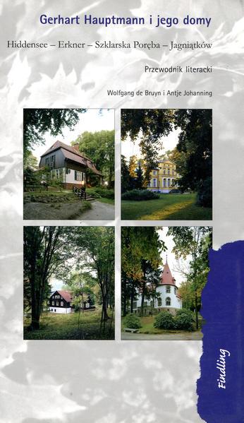 Gerhart Hauptmann i jego domy - Coverbild