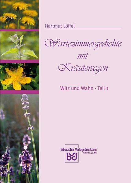 Wartezimmergedichte mit Kräutersegen - Coverbild