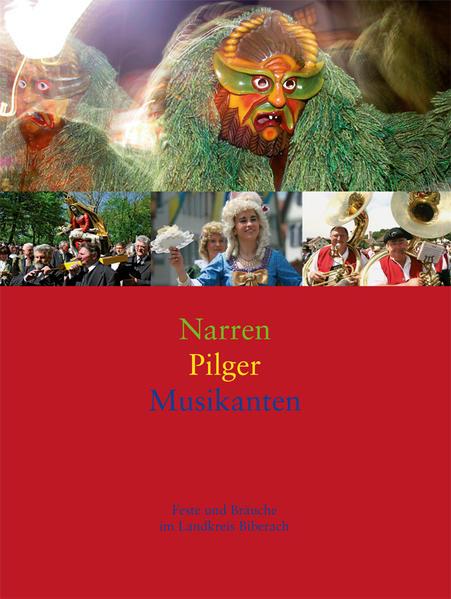 Narren, Pilger, Musikanten - Coverbild