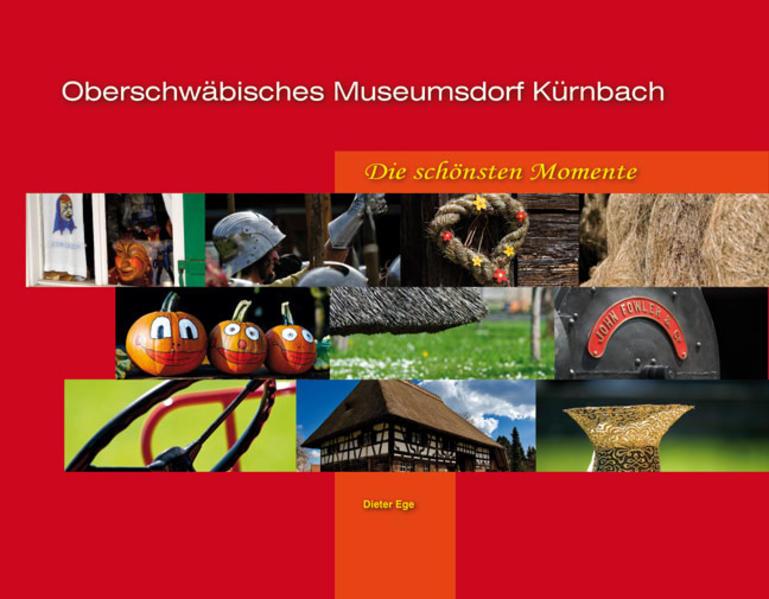 Oberschwäbisches Museumsdorf Kürnbach - Coverbild