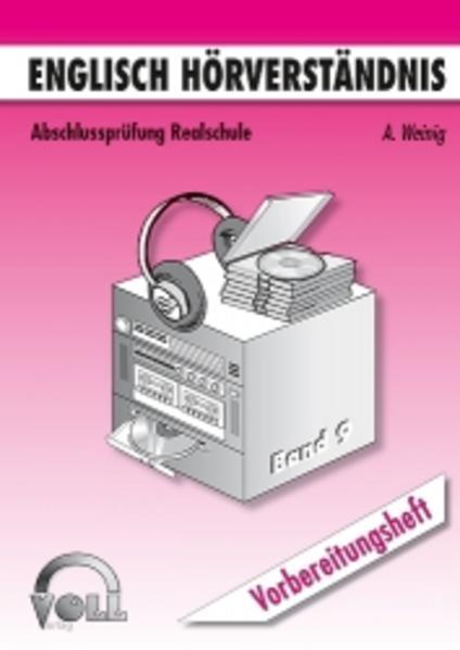 Englisch Hörverständnis: Hefte - Coverbild