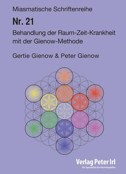 Behandlung der Raum-Zeit-Krankheit mit der Gienow-Methode - Coverbild
