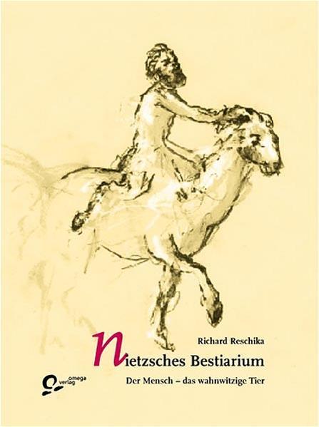 Nietzsches Bestiarium - Coverbild