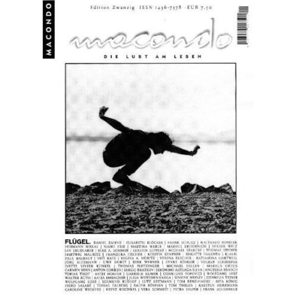Macondo. Die Lust am Lesen / Flügel - Coverbild