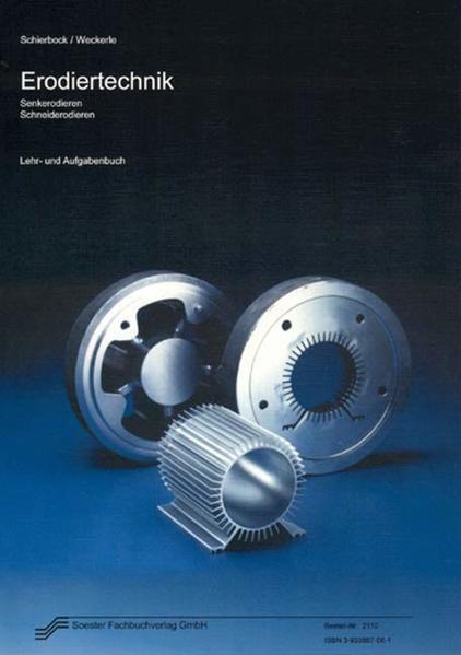 Erodiertechnik - Coverbild