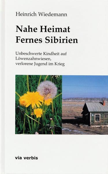 Nahe Heimat. Fernes Sibirien - Coverbild