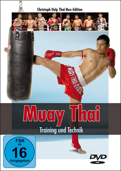 Muay Thai DVD - Training und Technik - Coverbild