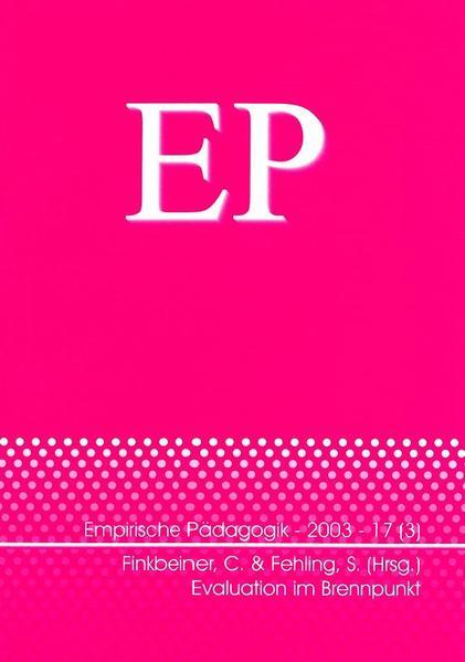 Evaluation im Brennpunkt - Thema Fremdsprachen lernen und lehren - Coverbild
