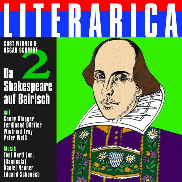 Da Shakespeare auf Bairisch, Teil 2 - Coverbild